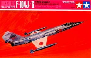 Bilde av F-104J/G Lockheed