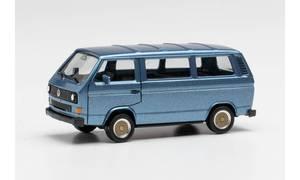 Bilde av VW T3 Buss, lysblå