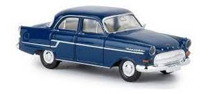 Bilde av Opel Kaptein '56, blå